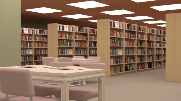 کتابخانه دانشگاه