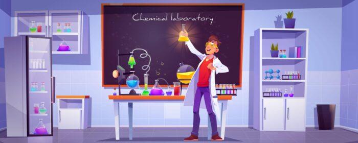 رشته شیمی محض