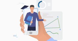 ورود به کلاس مجازی با موبایل پیام نور